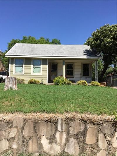 Dallas Single Family Home For Sale: 1213 Forester Drive