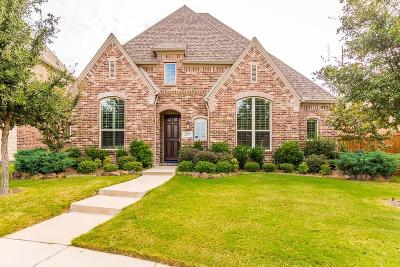 Allen Single Family Home For Sale: 2270 Morning Dew Court