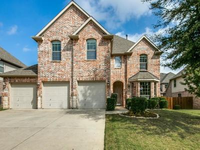 Flower Mound Single Family Home Active Option Contract: 4704 Christopher Court