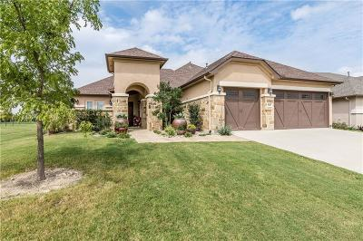 Denton Single Family Home For Sale: 9620 Orangewood Trail