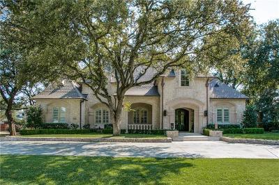 Dallas Single Family Home For Sale: 6630 Northport Drive