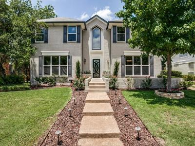 Highland Park Single Family Home For Sale: 4630 Beverly Drive