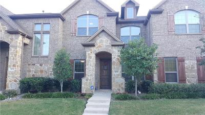 Plano Townhouse For Sale: 4672 Cecile Road