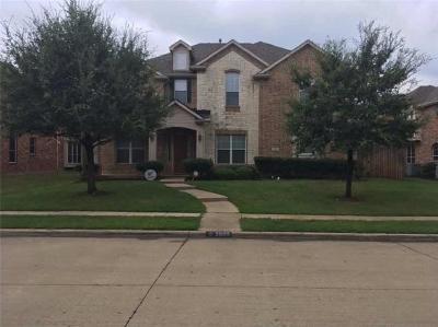 Frisco Single Family Home For Sale: 3605 Shell Ridge Drive