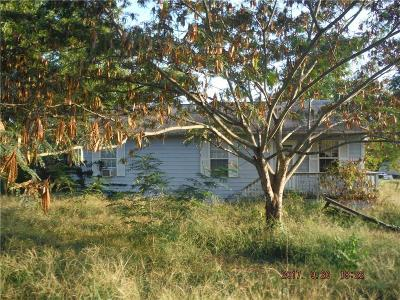 Grand Saline Single Family Home Active Contingent: 821 Vz County Road 1118