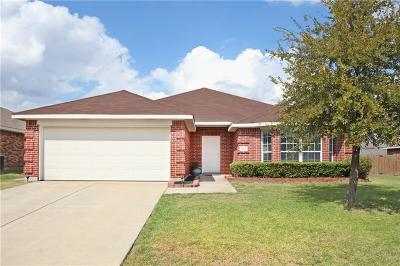 Royse City, Union Valley Single Family Home Active Contingent: 2608 Redwood Street