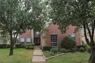 Irving Single Family Home For Sale: 2070 Azalea Trail