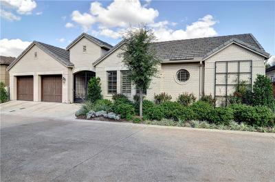 Fort Worth Single Family Home For Sale: 1909 Westover Square