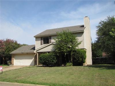 Single Family Home For Sale: 3913 Wrenwood Drive