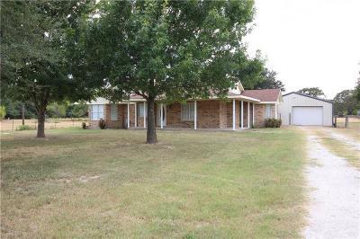 Kaufman Single Family Home For Sale: 6100 Cardinal Lane