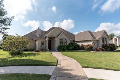 Tarrant County Single Family Home For Sale: 10821 Eagle Court