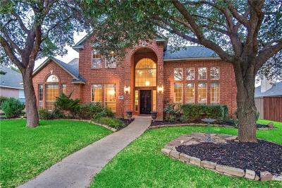 Carrollton Single Family Home For Sale: 3800 Grandview Drive