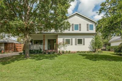 Single Family Home For Sale: 4011 Lomita Lane