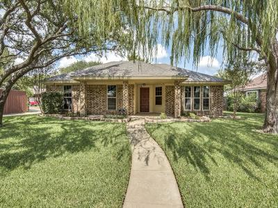 Allen Single Family Home For Sale: 1531 Haven Place