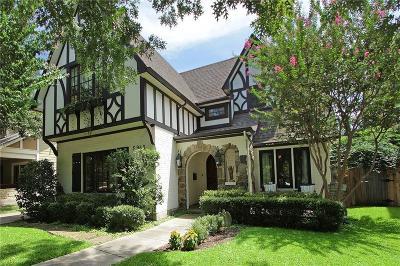Dallas Single Family Home For Sale: 5910 Velasco Avenue