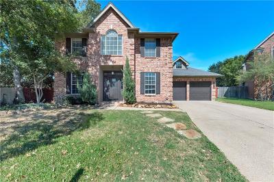 Arlington Single Family Home For Sale: 2100 Mikasa Drive