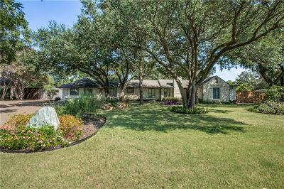 Dallas Single Family Home Active Option Contract: 1406 Bella Vista Drive