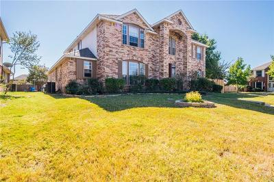 The Colony Single Family Home For Sale: 5821 Poole Drive