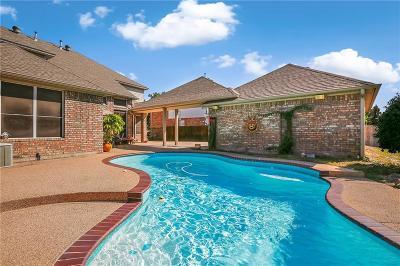 Keller Single Family Home For Sale: 1631 Pleasant Run