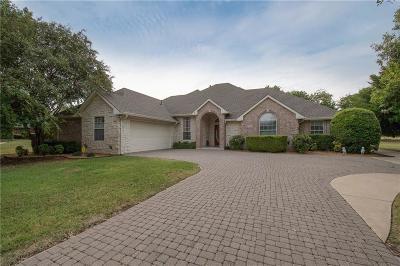 Waxahachie Single Family Home For Sale: 211 Brookbend Drive