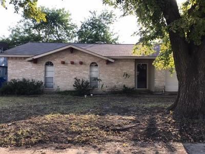 Rowlett Single Family Home For Sale: 5908 Maple Lane