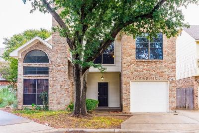 Allen Single Family Home For Sale: 11 Buchanan Place