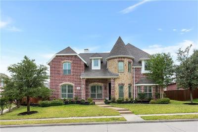 Carrollton Single Family Home Active Option Contract: 1516 Prairie Drive