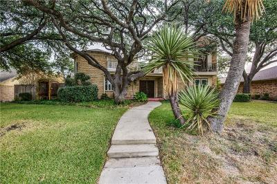 Carrollton Single Family Home Active Option Contract: 1411 Shannon Place