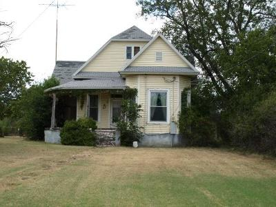 Gordon Single Family Home For Sale: 408 W Travis Street