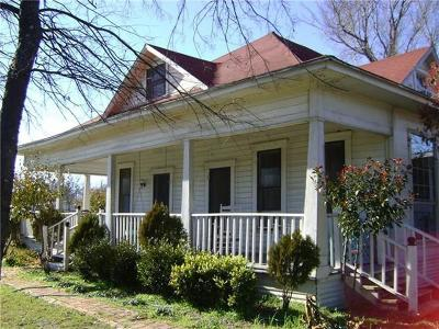 Coolidge, Mexia, Mount Calm Single Family Home For Sale: 401 N 1st Street