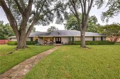 Dallas Single Family Home For Sale: 4231 Shady Hill