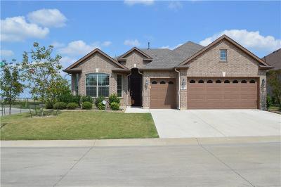 Denton Single Family Home For Sale: 9732 Rivercrest Drive