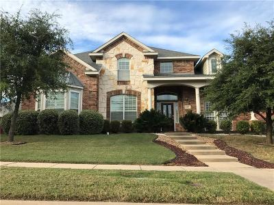 Garland Single Family Home For Sale: 1817 Smoke Tree Trail