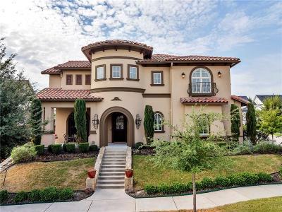 Mckinney Single Family Home For Sale: 7113 Edgarton Way