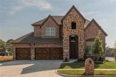 Hickory Creek Single Family Home For Sale: 210 Shadow Creek