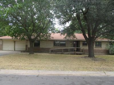 Richland Hills Single Family Home Active Option Contract: 3712 Labadie Drive
