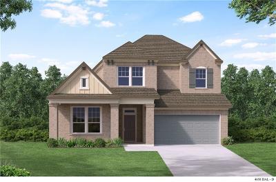 Flower Mound Single Family Home For Sale: 4978 Gleneagle Drive