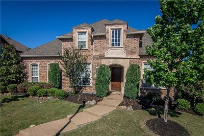 Allen Single Family Home For Sale: 1212 Concho Drive