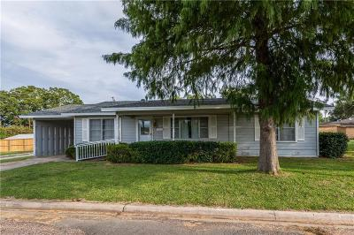 Whitesboro Single Family Home For Sale: 403 1st Street