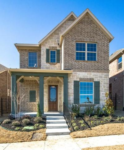 Irving Single Family Home For Sale: 6831 Prompton Bend