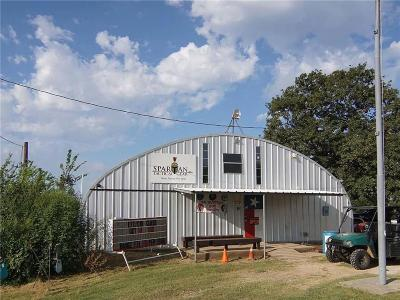 Weatherford Commercial For Sale: 4104 Zion Hill Road