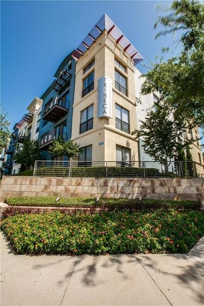 Dallas Condo Active Option Contract: 4414 Cedar Springs Road #301