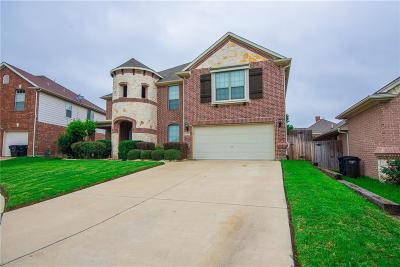 Fort Worth Single Family Home For Sale: 8212 Summerview Court