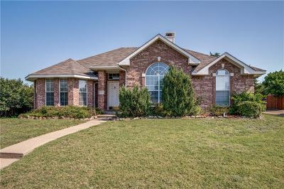 Frisco Single Family Home For Sale: 9942 Laurel Lane
