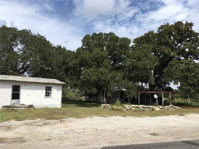 Comanche County Single Family Home For Sale: 1008 Highway 3381