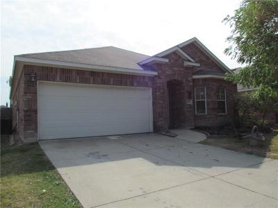 Princeton TX Single Family Home Active Option Contract: $199,990