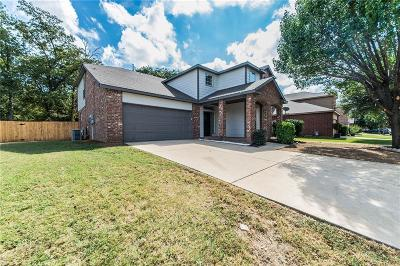 Corinth Single Family Home For Sale: 2802 Clark Drive