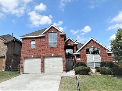 Mckinney Single Family Home Active Option Contract: 5212 Rolling Rock Drive