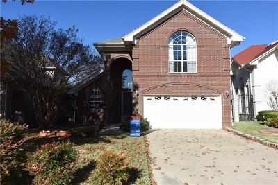 Single Family Home For Sale: 8927 Club Creek Circle