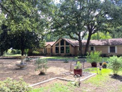 Athens Single Family Home For Sale: 6086 Fm 2494